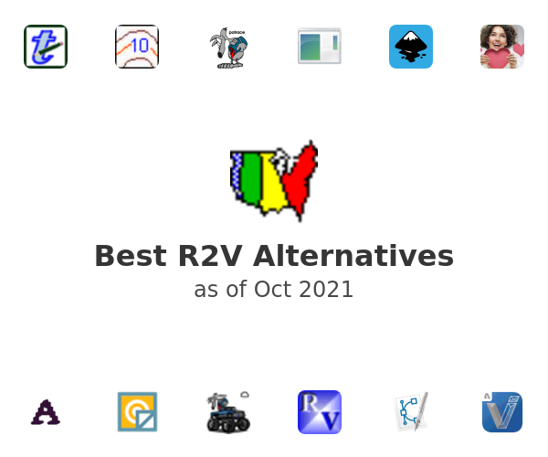 Best R2V Alternatives