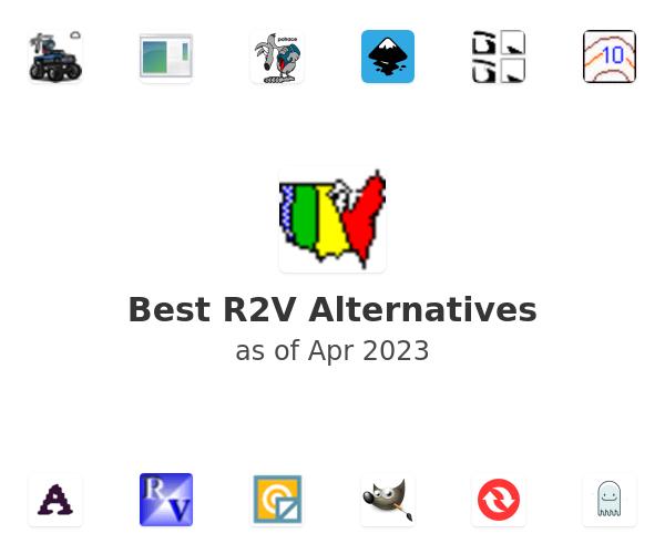 Best R2V Alternatives