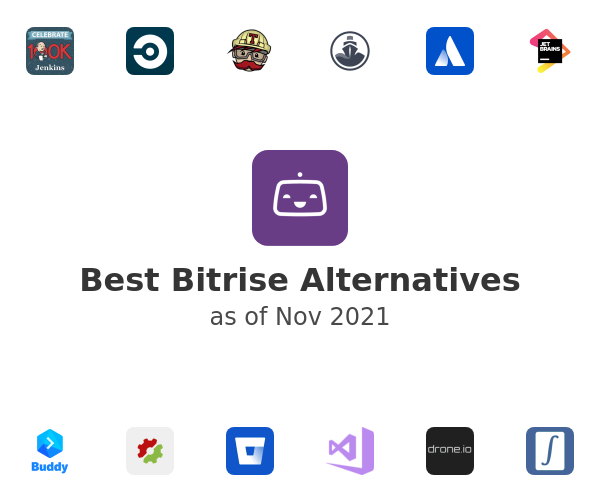 Best Bitrise Alternatives