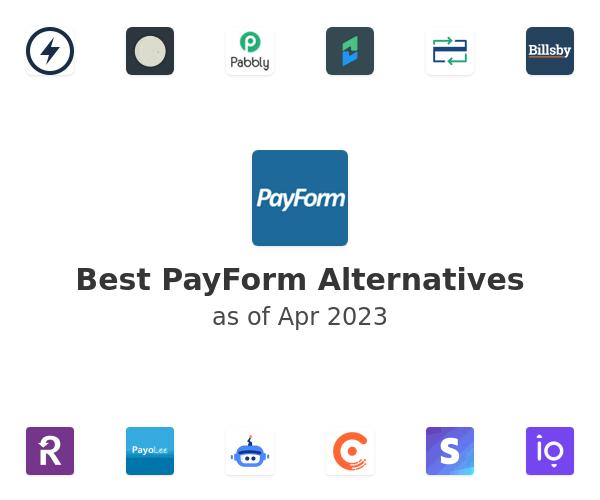Best PayForm Alternatives