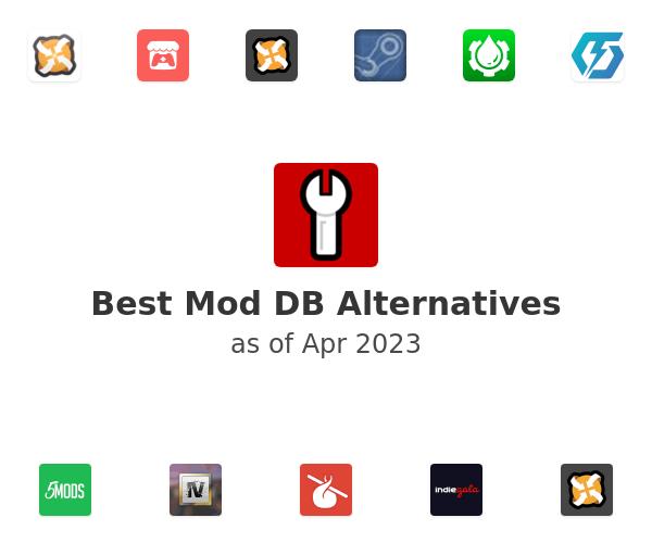 Best Mod DB Alternatives