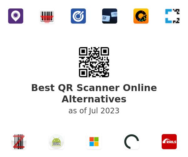 Best QR Scanner Online Alternatives