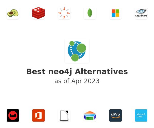 Best neo4j Alternatives