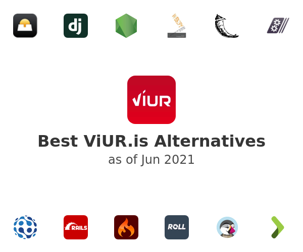 Best ViUR.is Alternatives