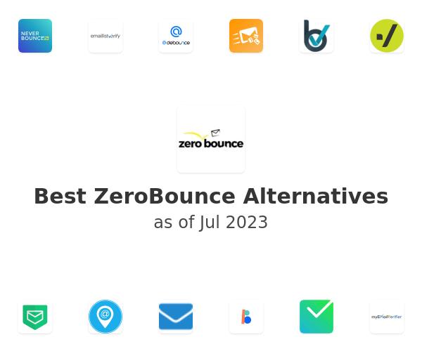 Best ZeroBounce Alternatives