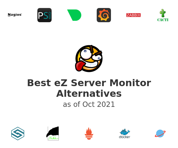 Best eZ Server Monitor Alternatives