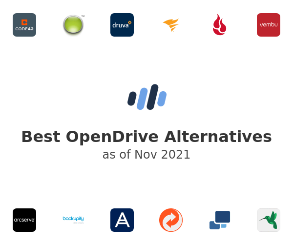 Best OpenDrive Alternatives