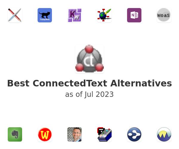 Best ConnectedText Alternatives