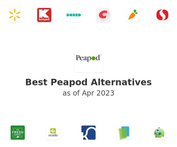 Best Peapod Alternatives
