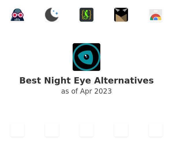 Best Night Eye Alternatives