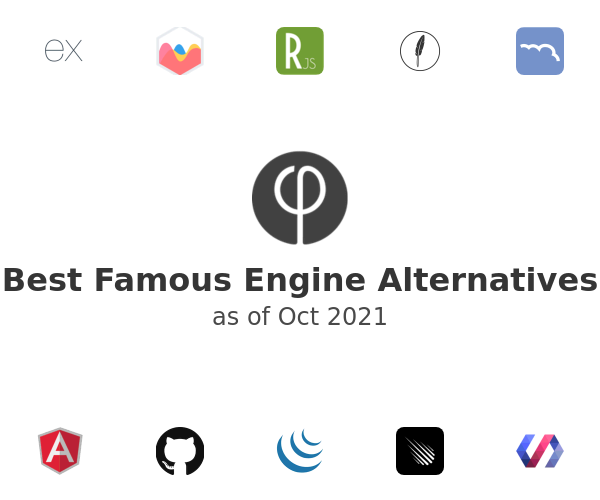Best Famous Engine Alternatives