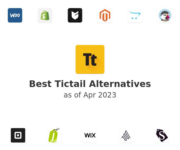 Best Tictail Alternatives