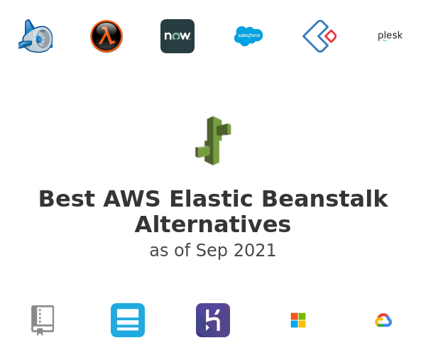 Best AWS Elastic Beanstalk Alternatives