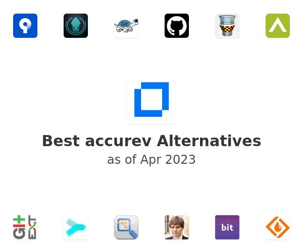 Best accurev Alternatives
