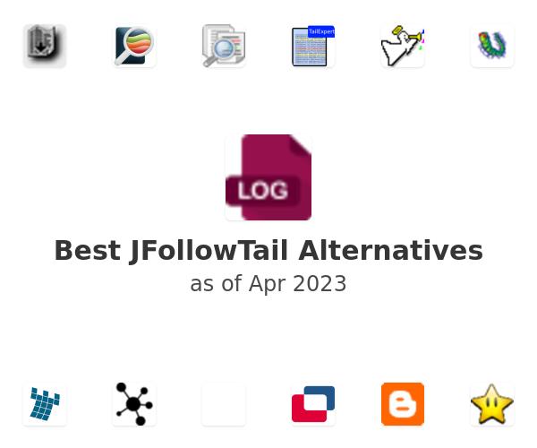 Best JFollowTail Alternatives