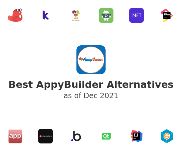 Best AppyBuilder Alternatives