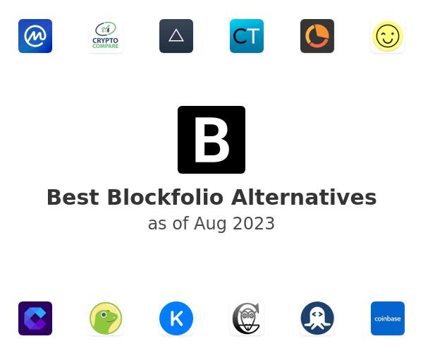 Best Blockfolio Alternatives
