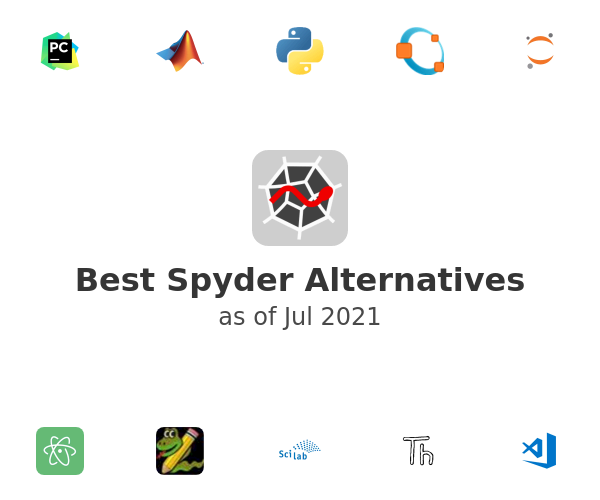 Best Spyder Alternatives