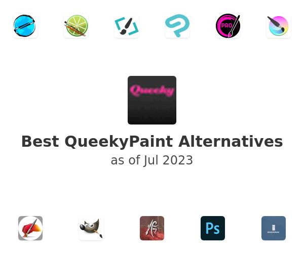 Best QueekyPaint Alternatives