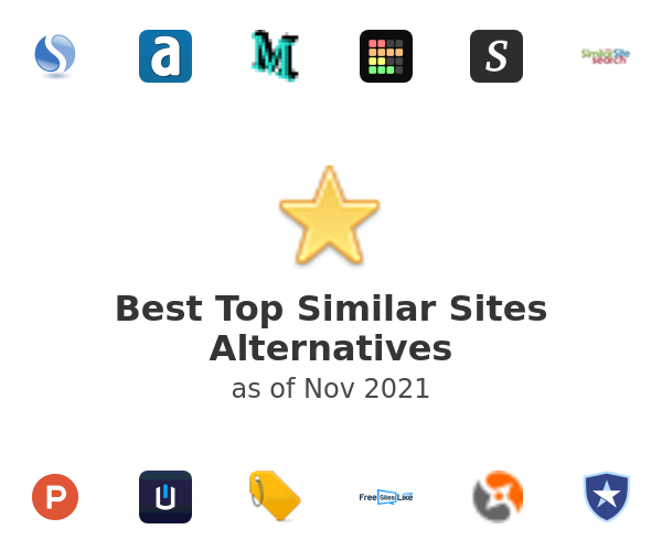 Best Top Similar Sites Alternatives
