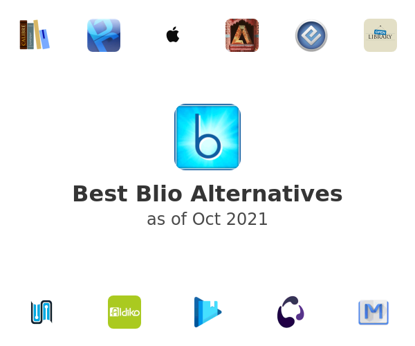 Best Blio Alternatives