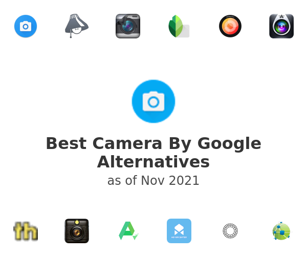 Best Camera By Google Alternatives