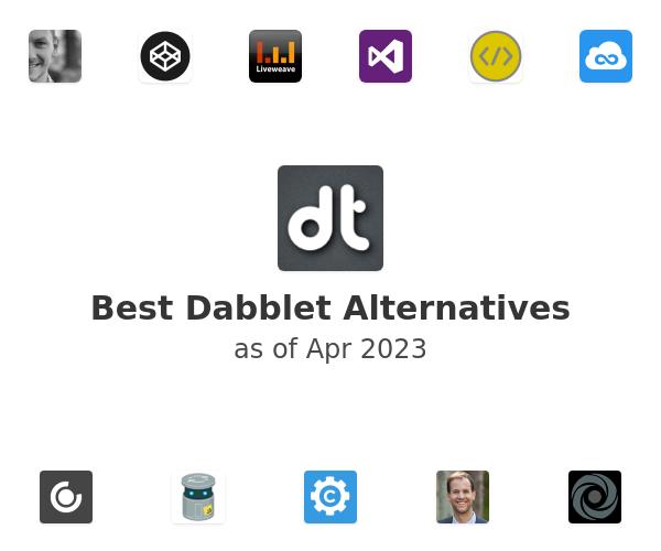 Best Dabblet Alternatives