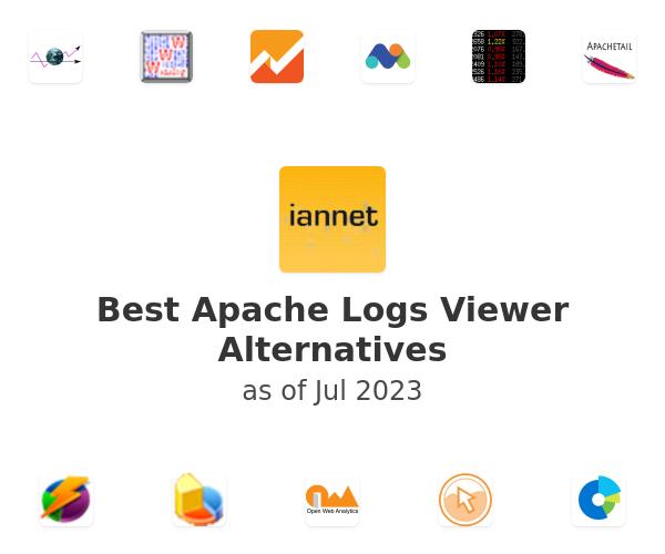 Best Apache Logs Viewer Alternatives
