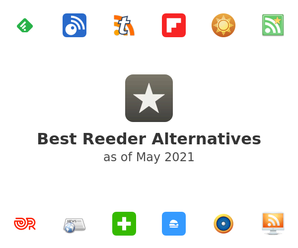 Best Reeder Alternatives
