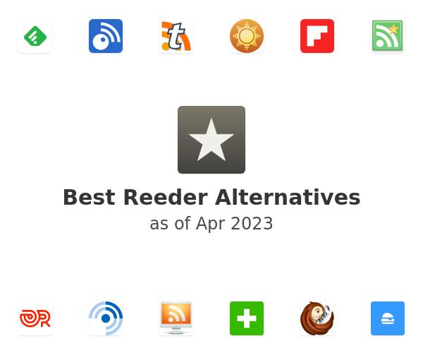 Best Reeder Alternatives