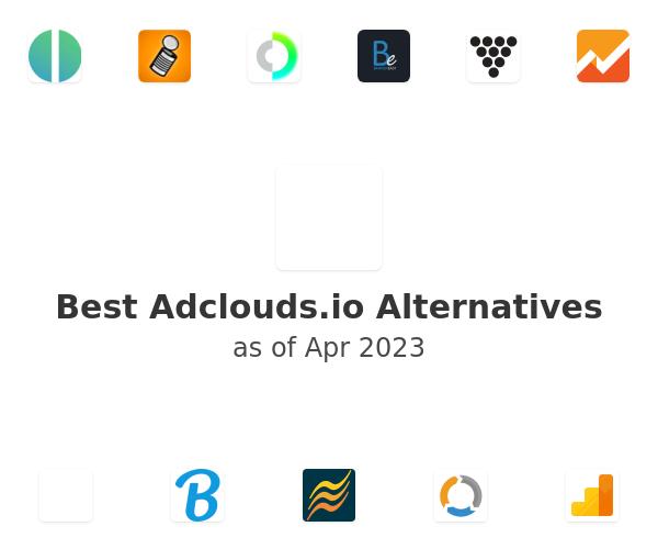 Best Adclouds.io Alternatives