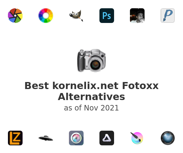 Best Fotoxx Alternatives