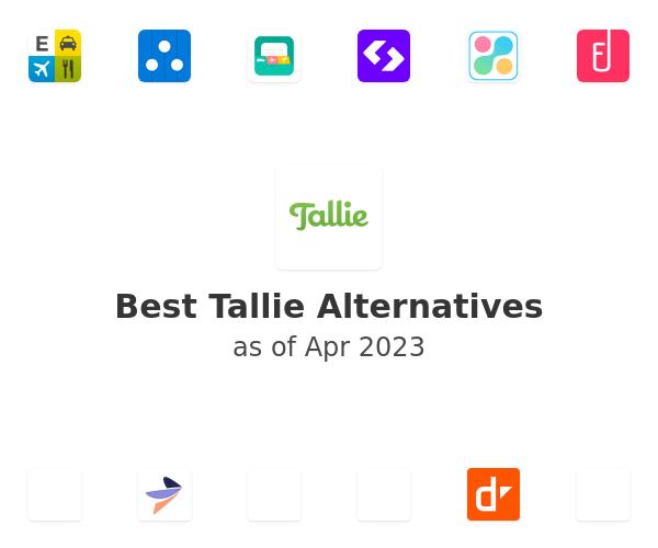 Best Tallie Alternatives