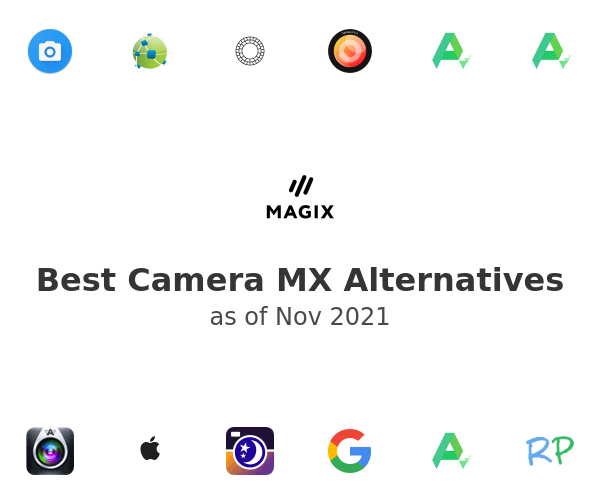 Best Camera MX Alternatives