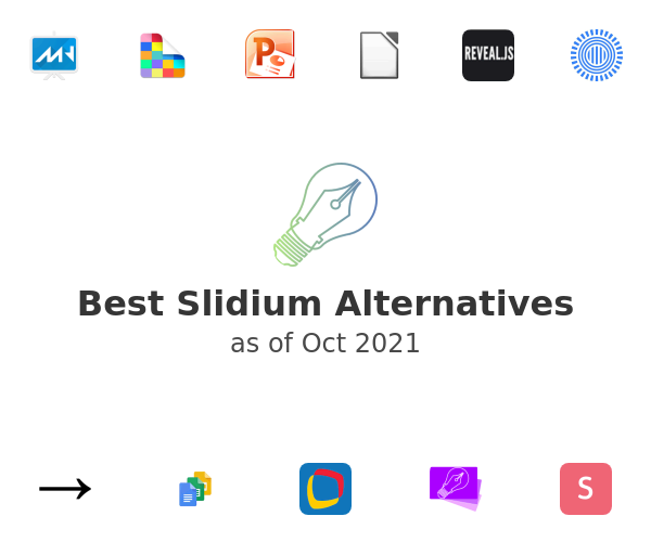 Best Slidium Alternatives