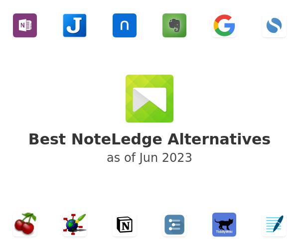 Best NoteLedge Alternatives