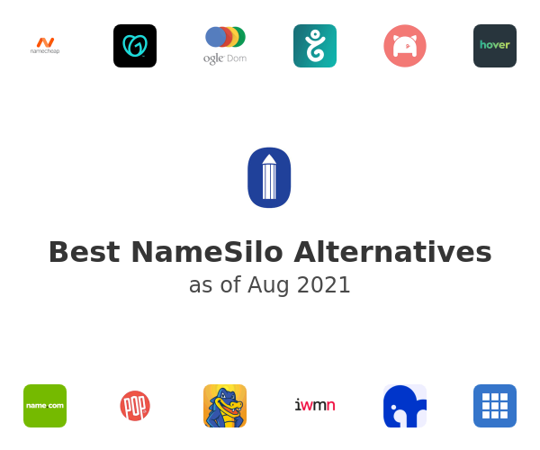 Best NameSilo Alternatives