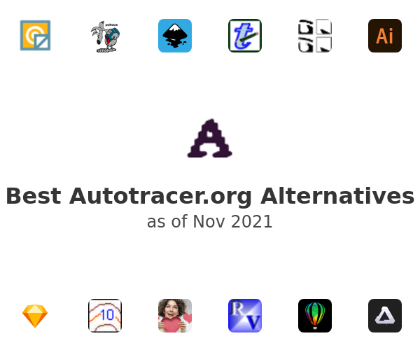 Best Autotracer.org Alternatives