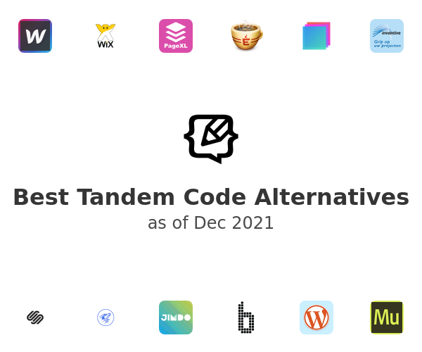 Best Tandem Code Alternatives