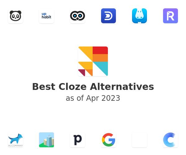 Best Cloze Alternatives