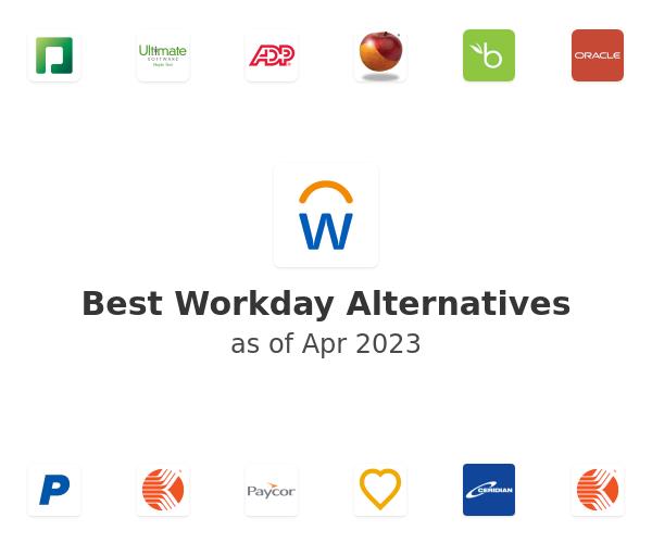 Best Workday Alternatives