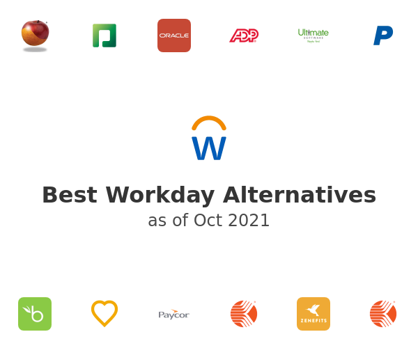 Best Workday Alternatives