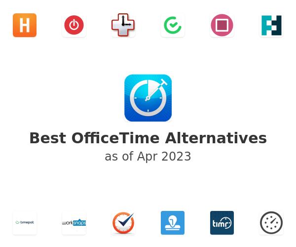 Best OfficeTime Alternatives
