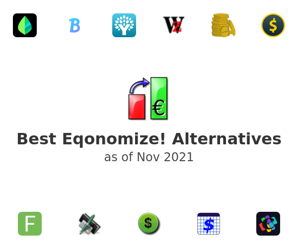 Best Eqonomize! Alternatives