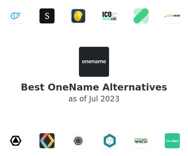 Best OneName Alternatives