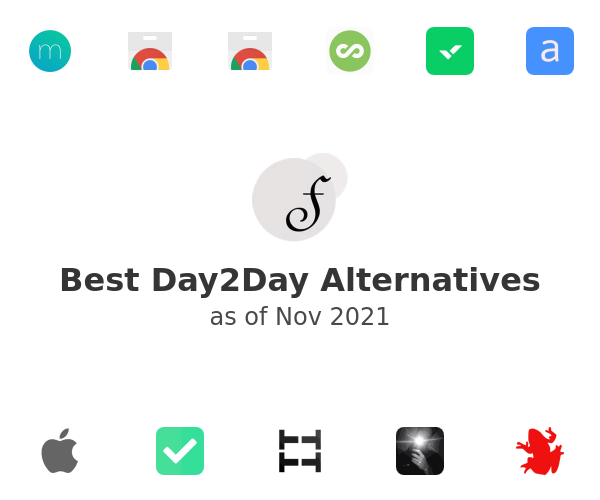 Best Day2Day Alternatives