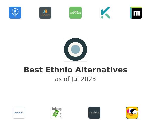 Best Ethnio Alternatives