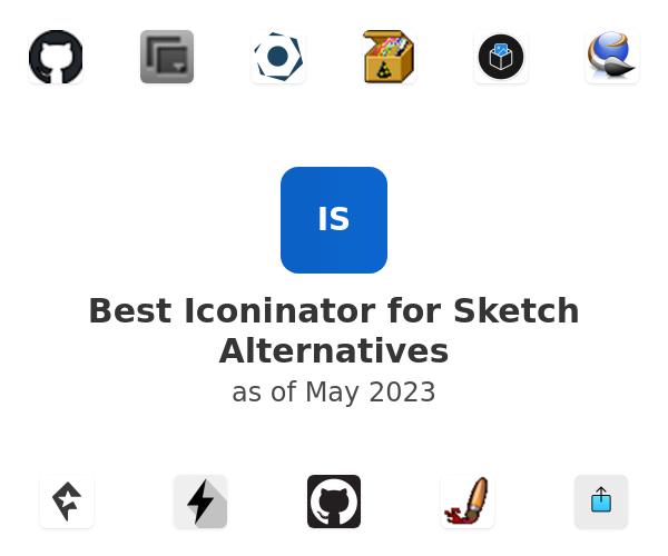 Best Iconinator for Sketch Alternatives