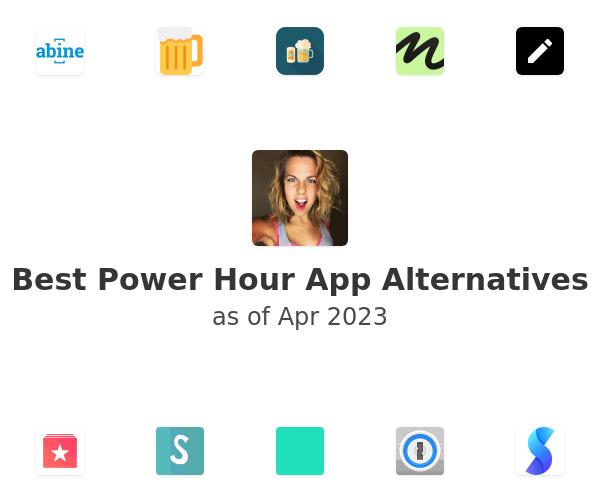 Best Power Hour App Alternatives