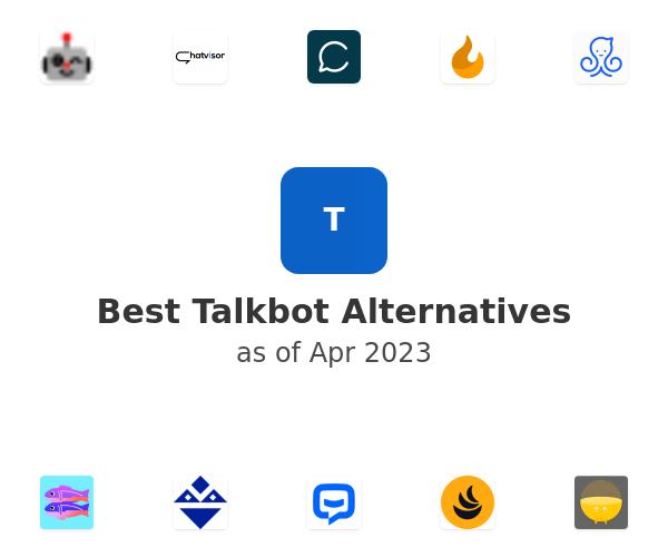 Best Talkbot Alternatives